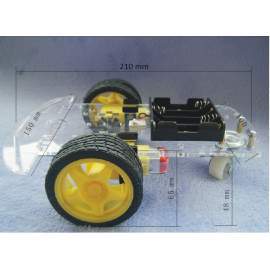 Robot platform 2WD