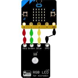 RGB led micro:bithez