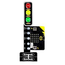 Közlekedési lámpa BBC micro: bithez