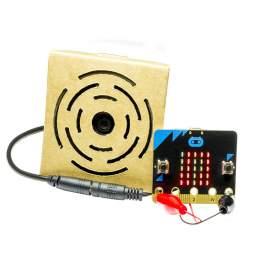 Audio kábel BBC micro: bithez