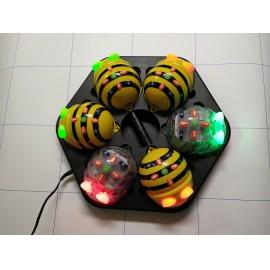 Bee-Bot töltőállomás (dokkoló)