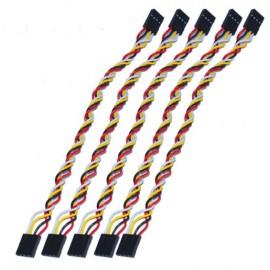 4pin (anya-anya) Dupont kábel