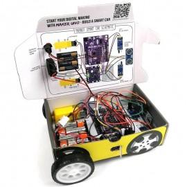 PikaBot - Az UNO intelligens autóskészlete
