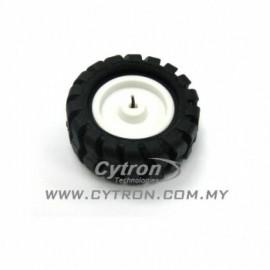 Mini kerék 42x19 mm (1 pár)