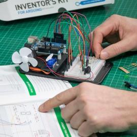 Kitronik feltaláló készlet az Arduino számára
