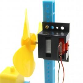 Motoros Buborékfújó (elemek nélkül)