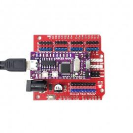 IO Expansion Shield for Arduino Nano