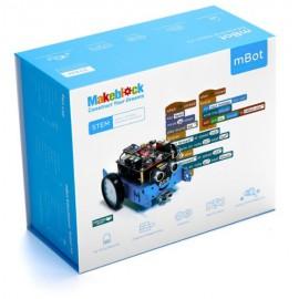 MakeBlock mBot v1.1 Blue STEM oktatóprogramozható robot (2.4G)