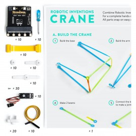 ROBOTIC INVENTIONS FOR MICRO:BIT – 10 PACK