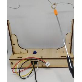 Steady Hand Game (áramkör érzékelő) a micro:bithez