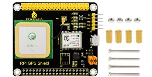 KS RPI GPS shield