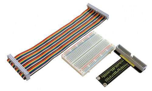 KS RPI T típusú GPIO készlet