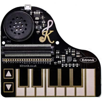 Piano a BBC micro:bit