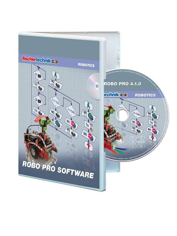 ROBO Pro szoftver - oktatás