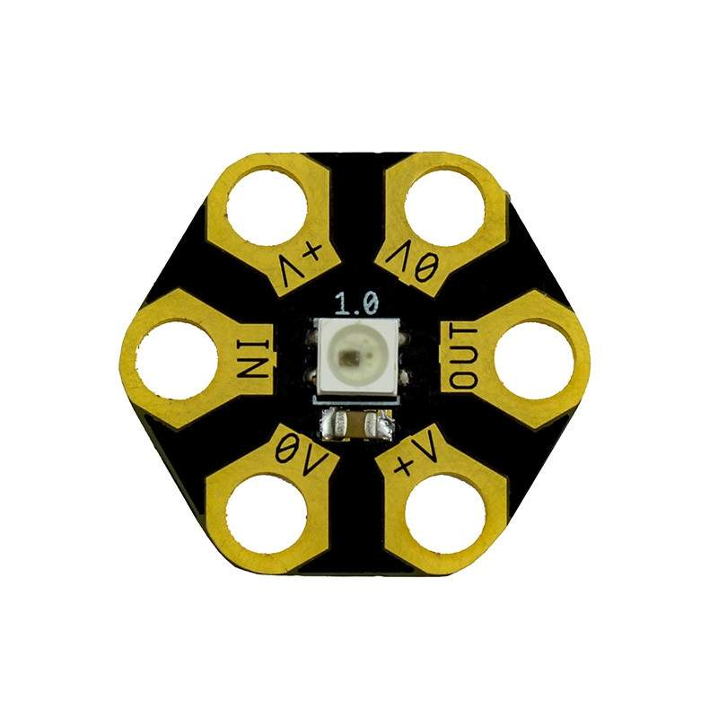 ZIP Hex LED, 5-ös csomag
