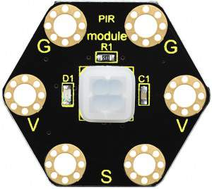 KS micro: bit PIR mozgásmodul