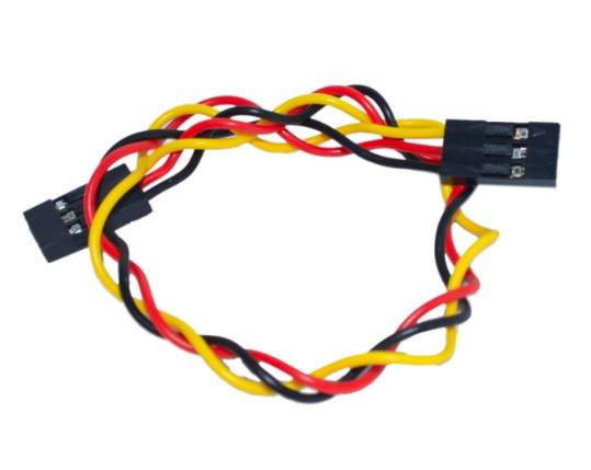3pin (anya-anya) Dupont kábel