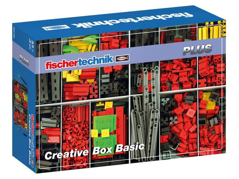 Creative Box Basic - alkatrész készlet