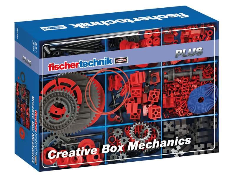 Creative Box Mechanics - alkatrész készlet