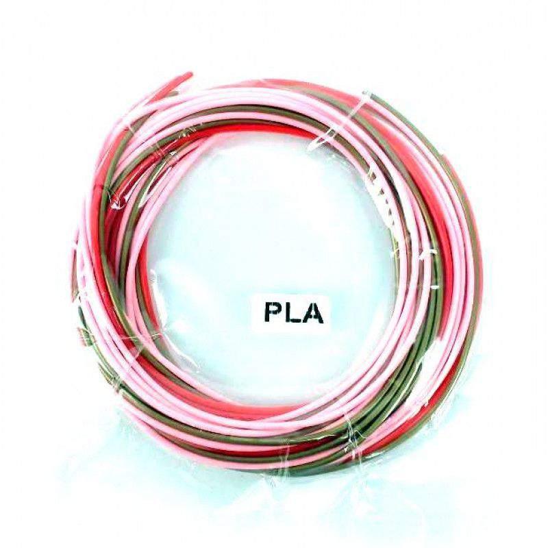 3 színű 1,75 mm-es PLA szálak 3D Pen