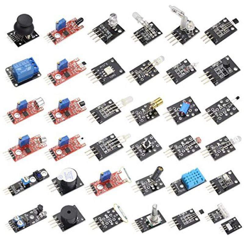 37 az 1-ben érzékelő készlet Arduino számára