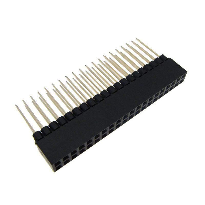 PC104 csatlakozó (2x20)