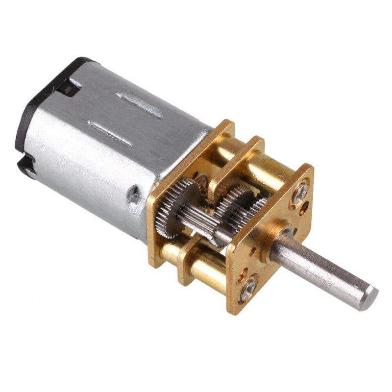 6V 85RPM DC motor