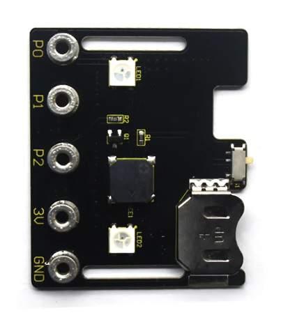 KS Power Shield modul akkumulátor nélkül