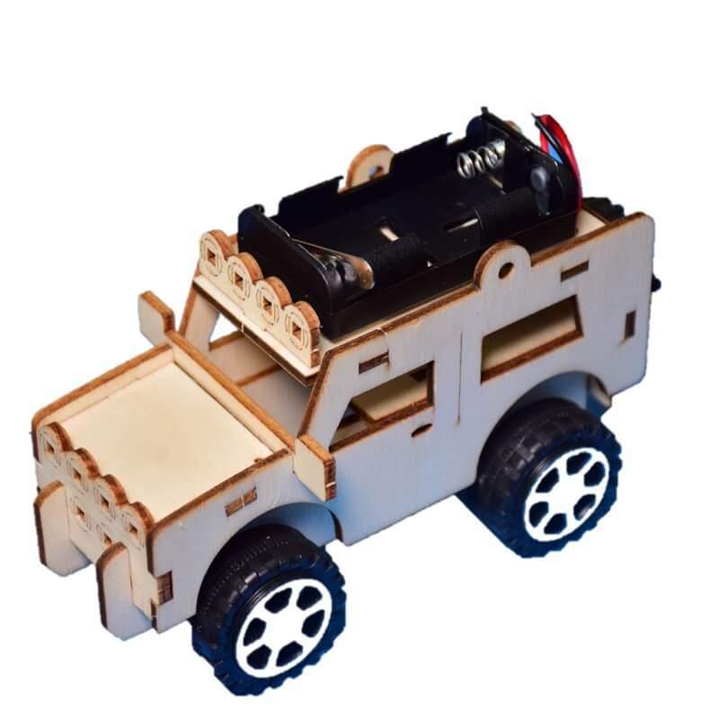 DIY fa kamion (elemekkel)
