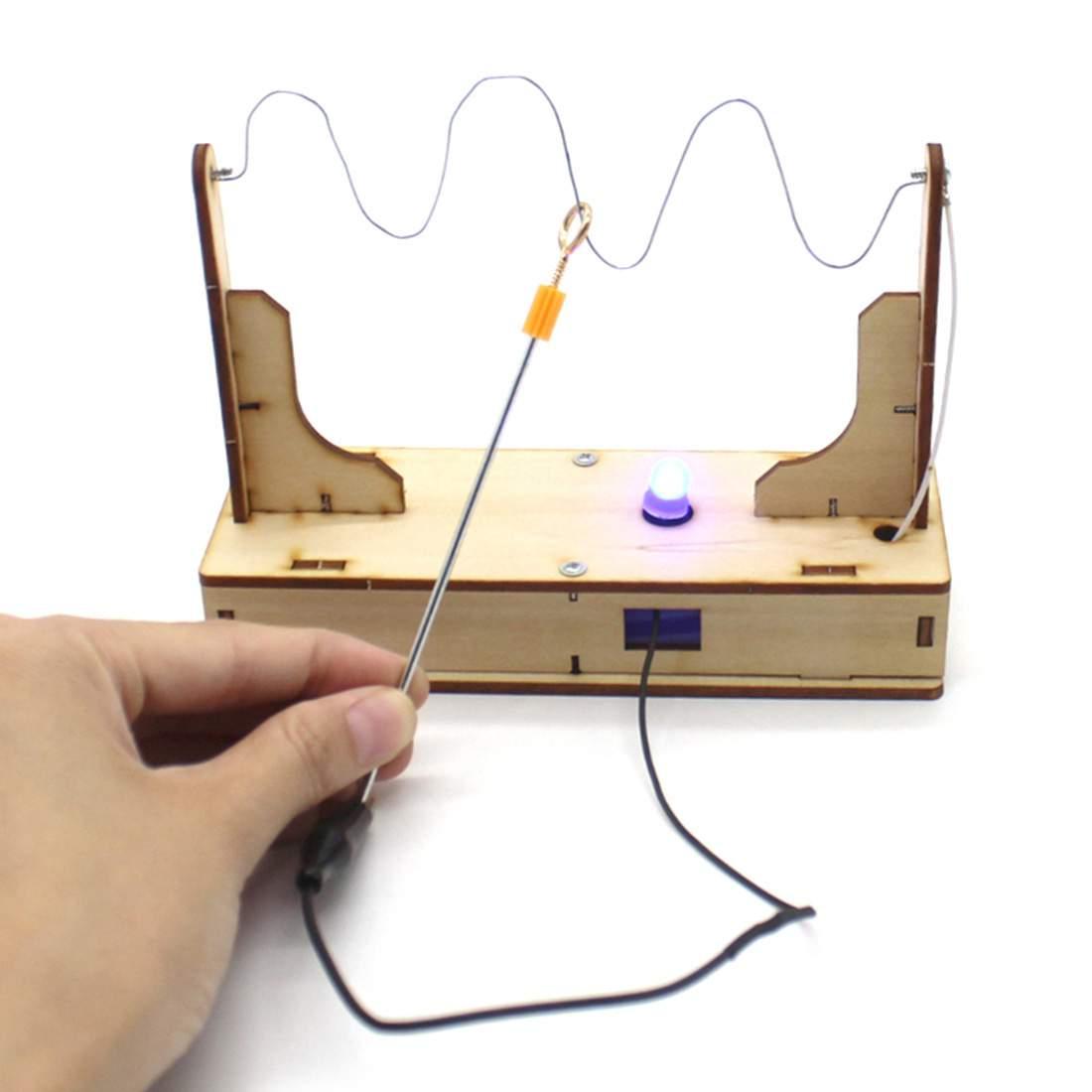 Érintős játék (áramkör érzékelő)