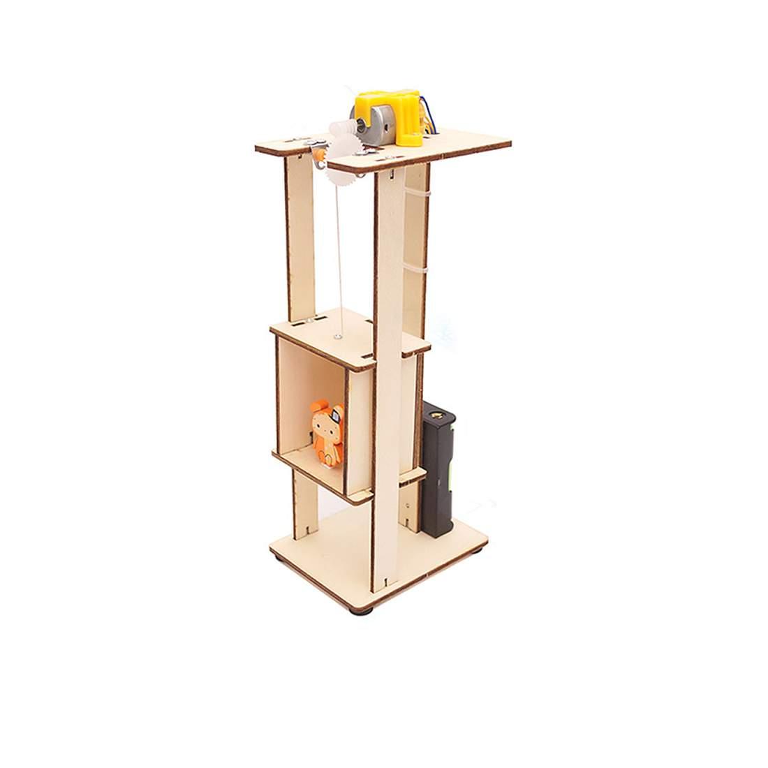 DIY Lift (elemek nélkül)