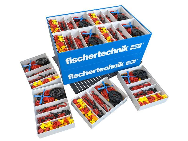 FT Mechanikai osztálytermi készlet