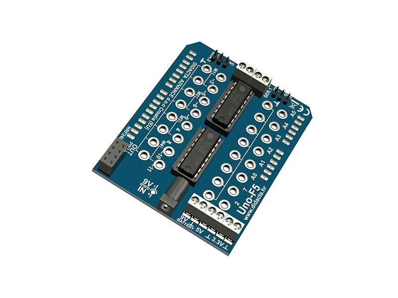 ft- Arduino UNO F5 adapter