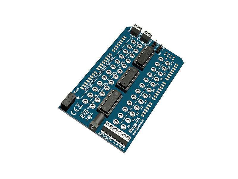 ft- Arduino MEGA F5 adapter