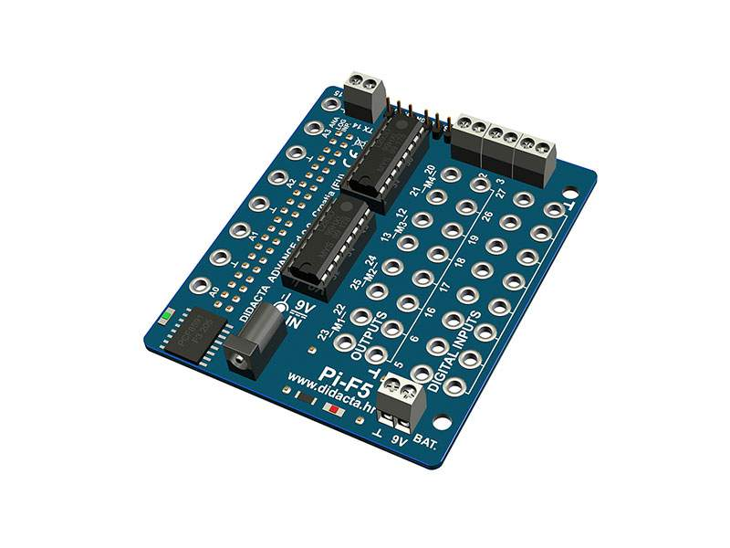 ft- Raspberry PI F5 adapter