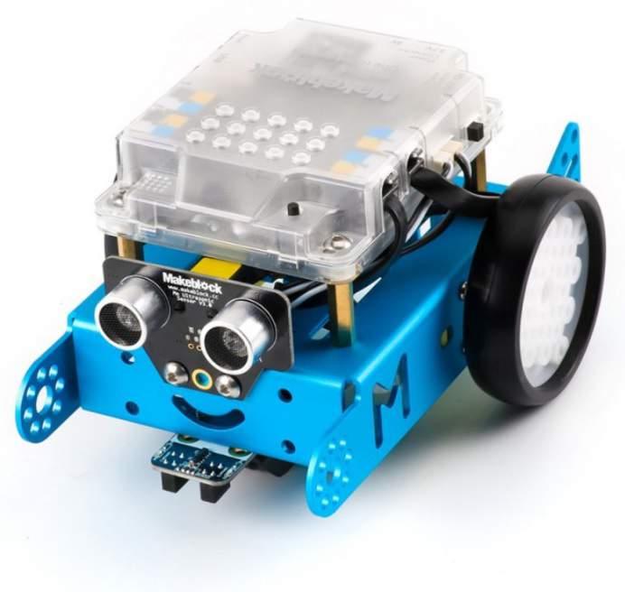 Makeblock mBot v1.1 Blue STEM programozható  oktató robot (Bluetooth)