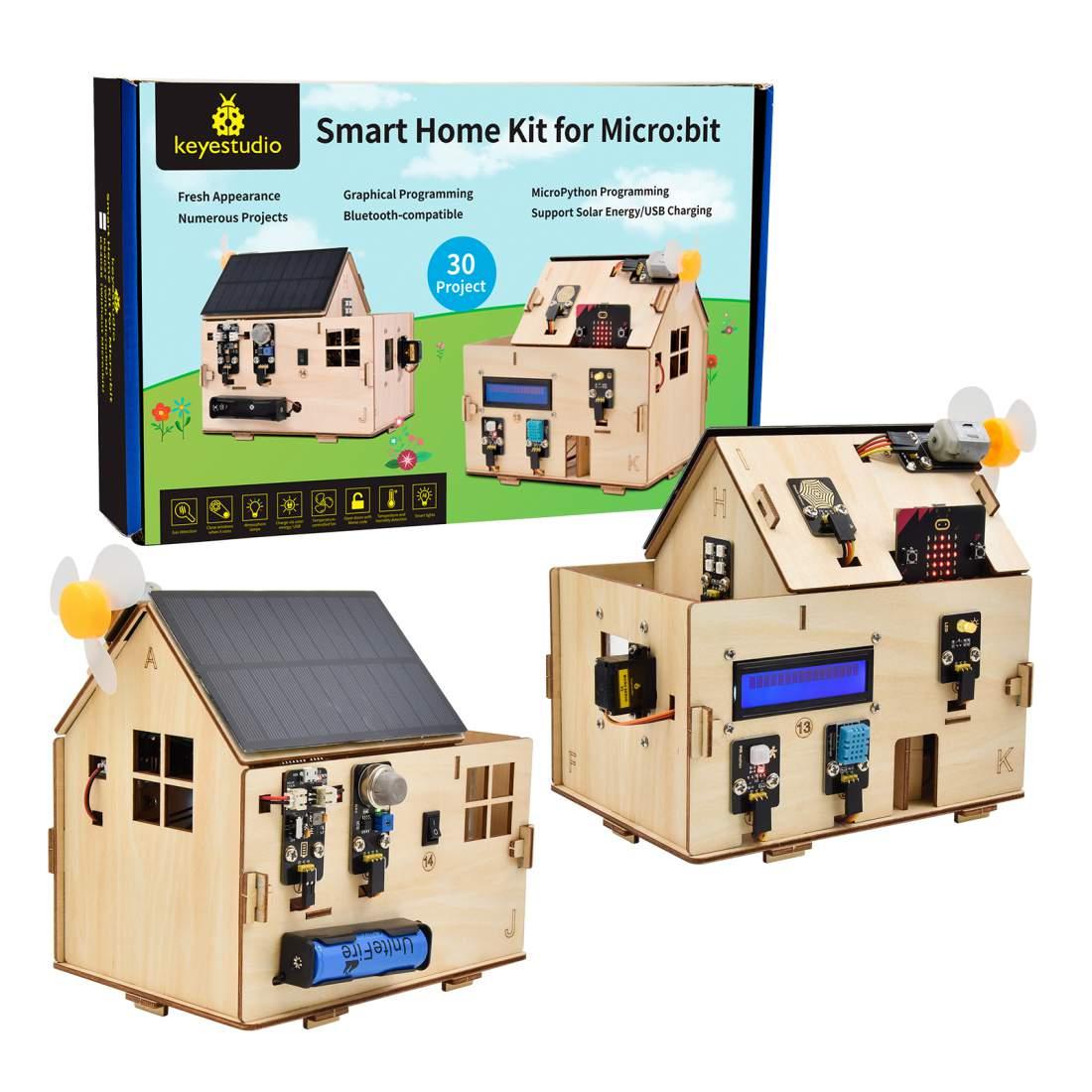 Microbit Smart Home Kit